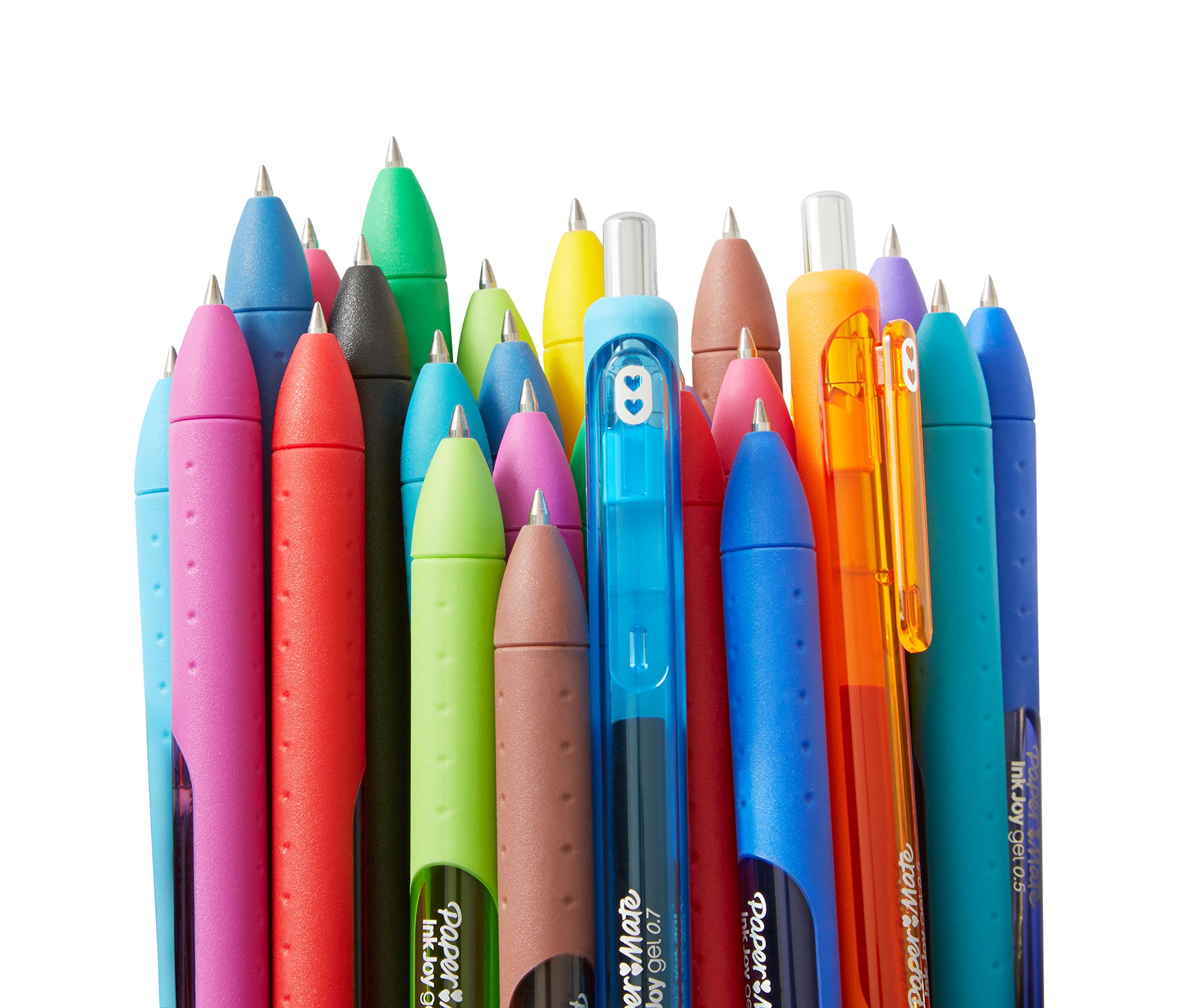 Paper Mate 2003997 InkJoy Gel Pens, Medium Point (0.7mm), Assorted Colors, 36 Count by Paper Mate (Image #8)