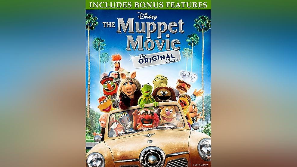 The Muppet Movie (Plus Bonus Content)
