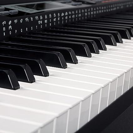 Piano Digital Portátil Medeli SP4200 - 88 Teclas Acción Martillo - 600 Voces - 128 Notas De Polifonía: Amazon.es: Instrumentos musicales