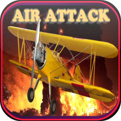 Air Attack Game - 2