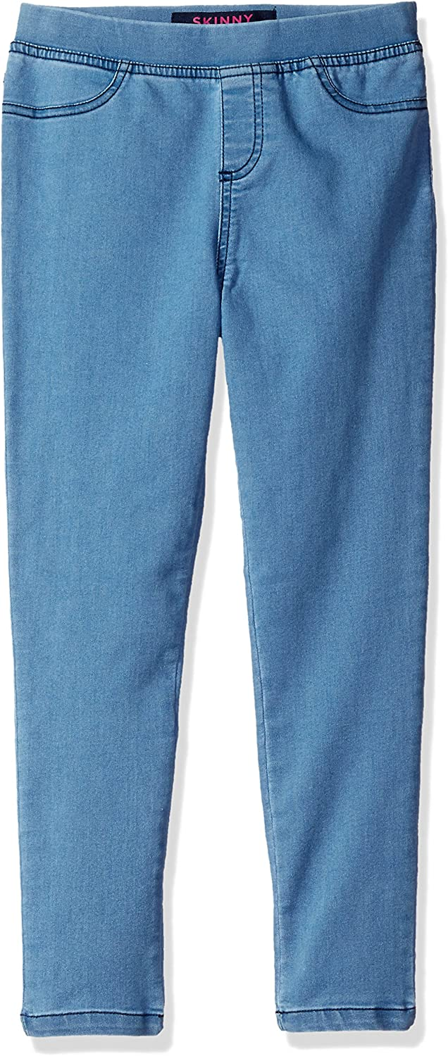 French Toast Girls' Pull-On Denim Pant