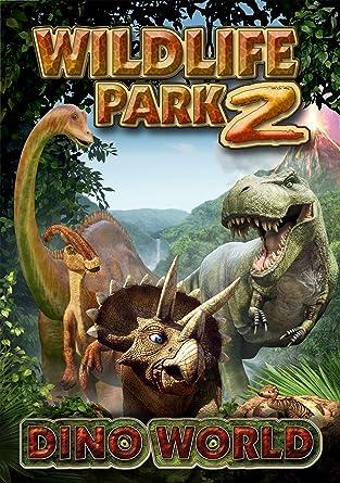 скачать игру Wildlife Park 2 Dino World - фото 11