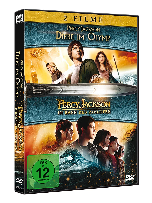 new authentic new high quality watch Percy Jackson - Diebe im Olymp/Percy Jackson - Im Bann des ...