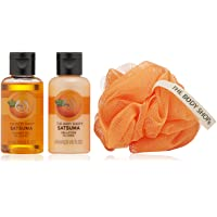 Deals on The Body Shop Satsuma Treats Gift Set