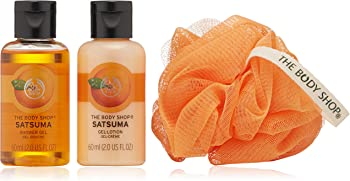 The Body Shop Satsuma Treats Gift Set