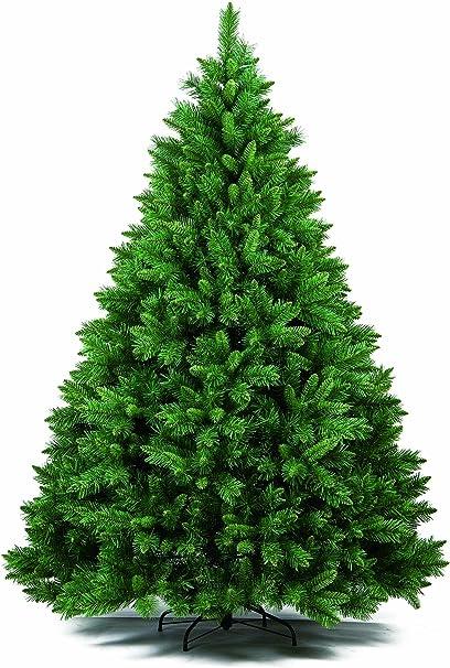 Albero Di Natale H 240.Albero Alberi Di Natale Flora Mod Napa H 240 Amazon It Casa E Cucina