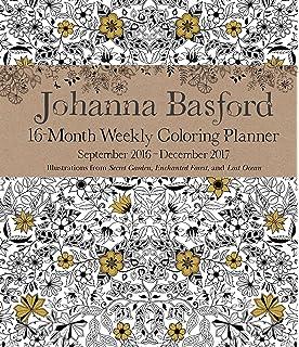 Johanna Basford 2017 Coloring Day-to-Day Calendar: Johanna Basford ...