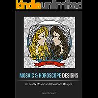 Mosaic & Horoscope Designs: 30 Lovely Mosaic and Horoscope Designs
