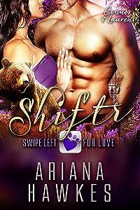 Shiftr: Swipe Left for Love (Connor & Lauren): BBW Bear Shifter Romance (Hope Valley BBW Dating App Romance Book 12)