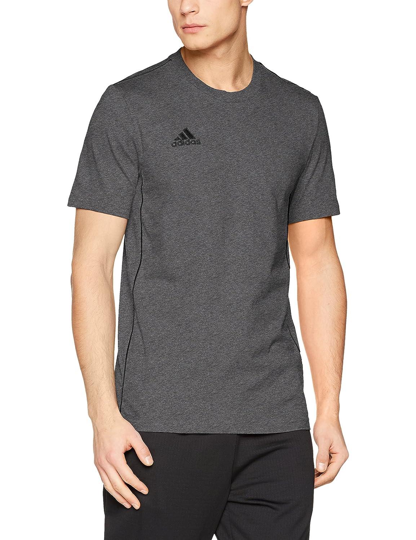 TALLA M. adidas Core18 tee T-Shirt, Hombre
