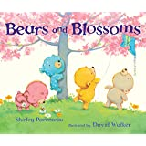 Bears and Blossoms (Bears on Chairs)