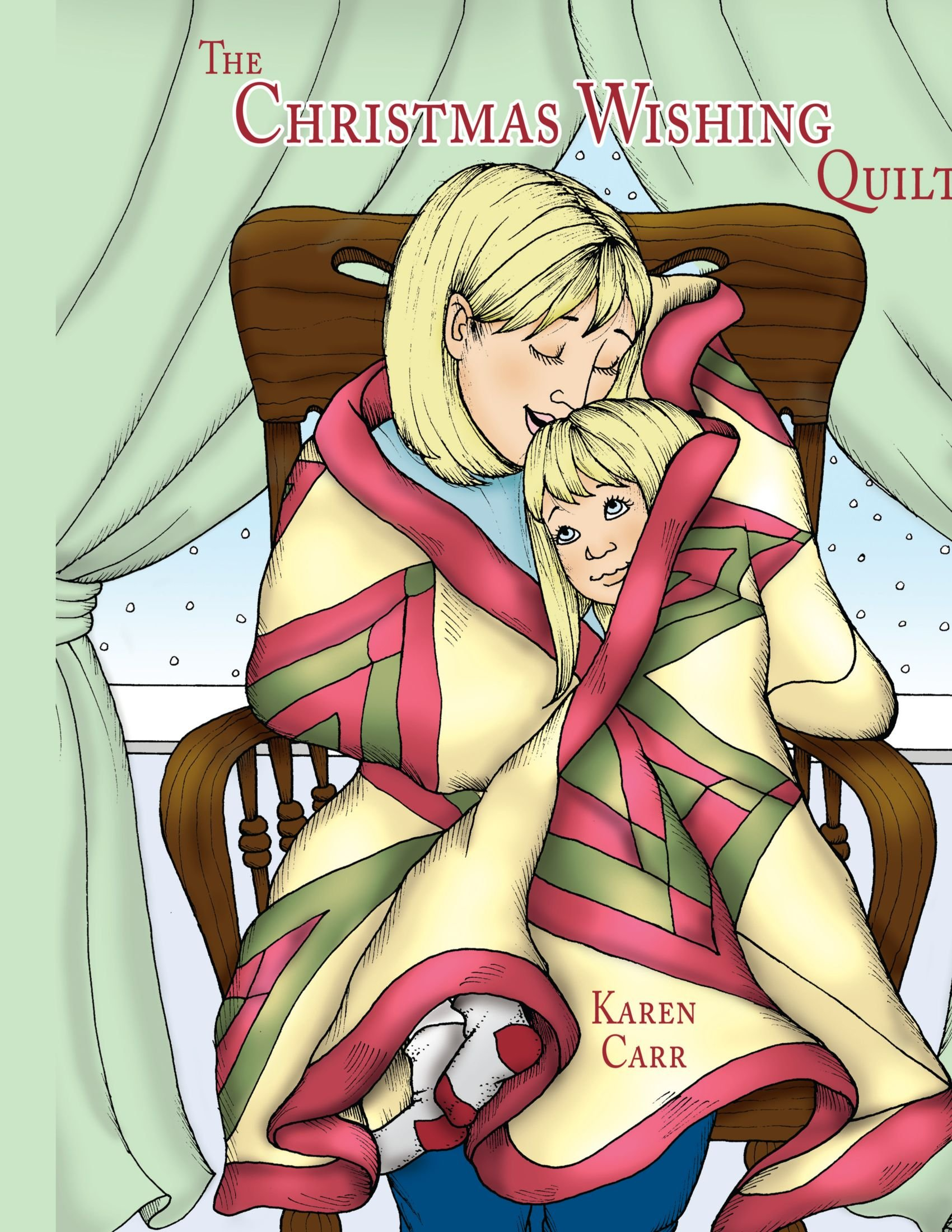 Download The Christmas Wishing Quilt pdf epub