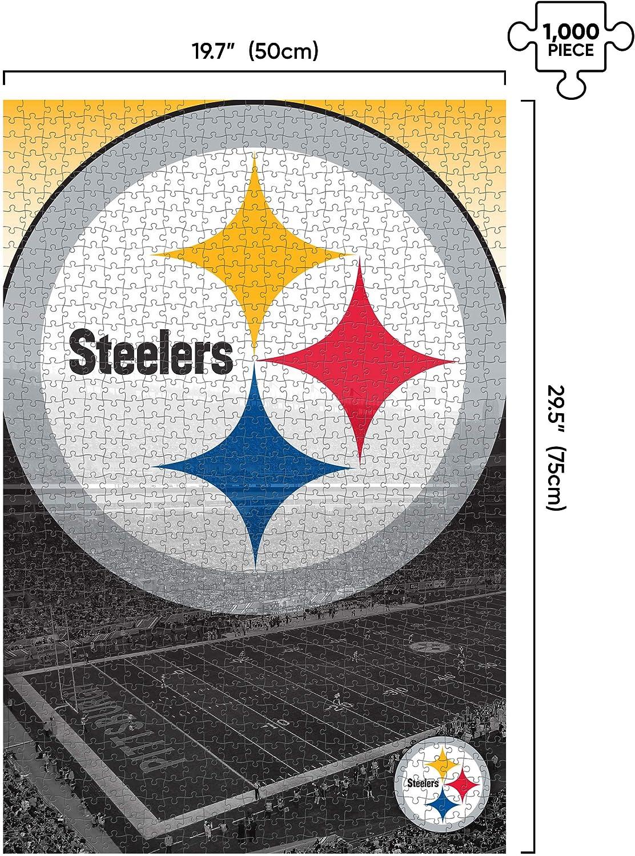 Pittsburgh Steelers NFL Heinz Field Stadium 1000 Piece Jigsaw PZLZ