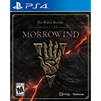 The Elder Scrolls Online: Morrowind Standard Edition for PlayStation 4 by Bethesda
