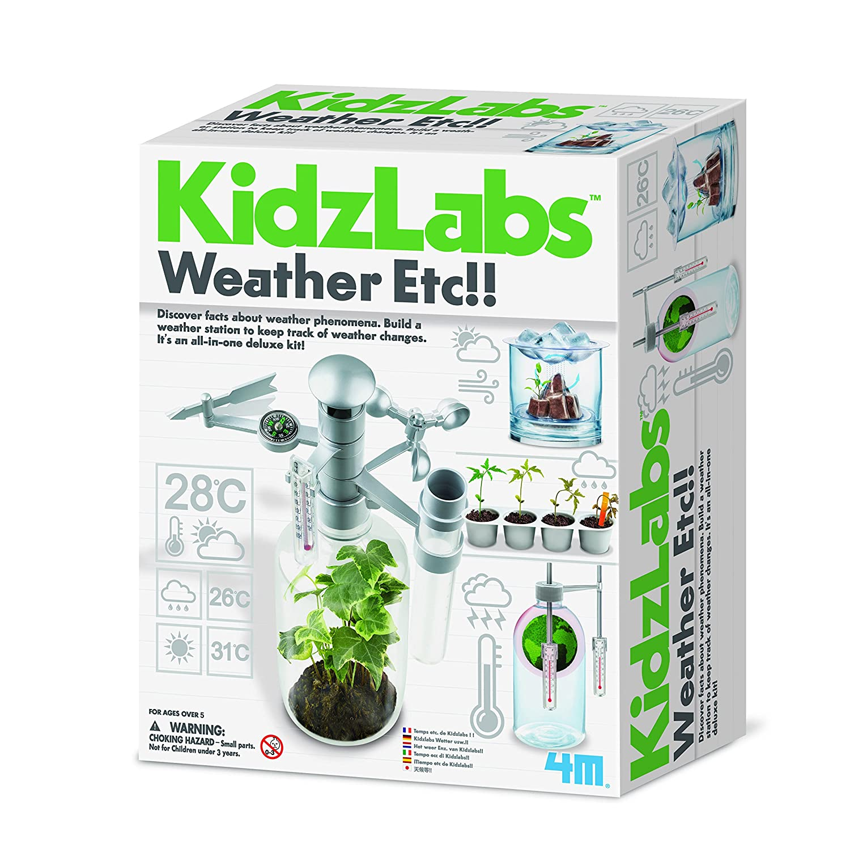 4M Kidz Labs Weather Etc. Great Gizmos 405527