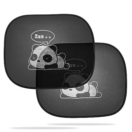 Pare-soleil auto Panda Dojoy, pare-soleil autoadh eacute sif pour les  fen ecirc db62a3af3dbf