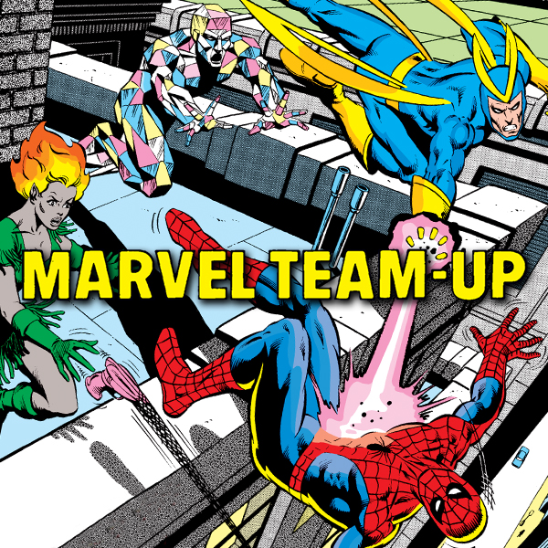 Marvel Team-Up (1972-1985) (Collections) (5 Book Series)