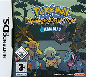 pokemon mystery dungeon erkundungsteam zeit