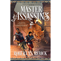 Master Assassins: The Fire Sacraments, Book One
