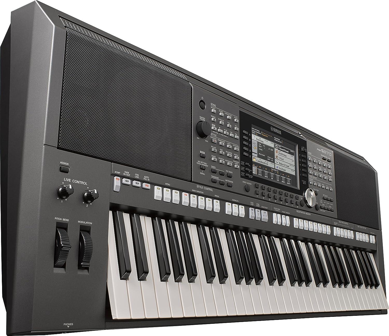 yamaha psr s970 61 key arranger workstation musical