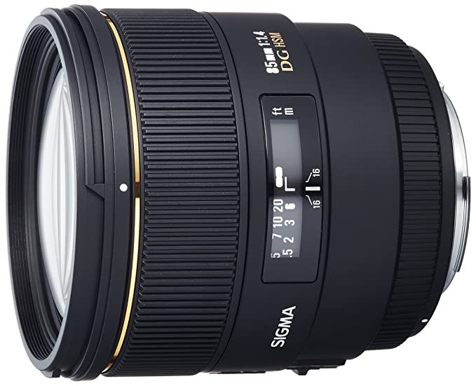 Review Sigma 85mm f/1.4 EX