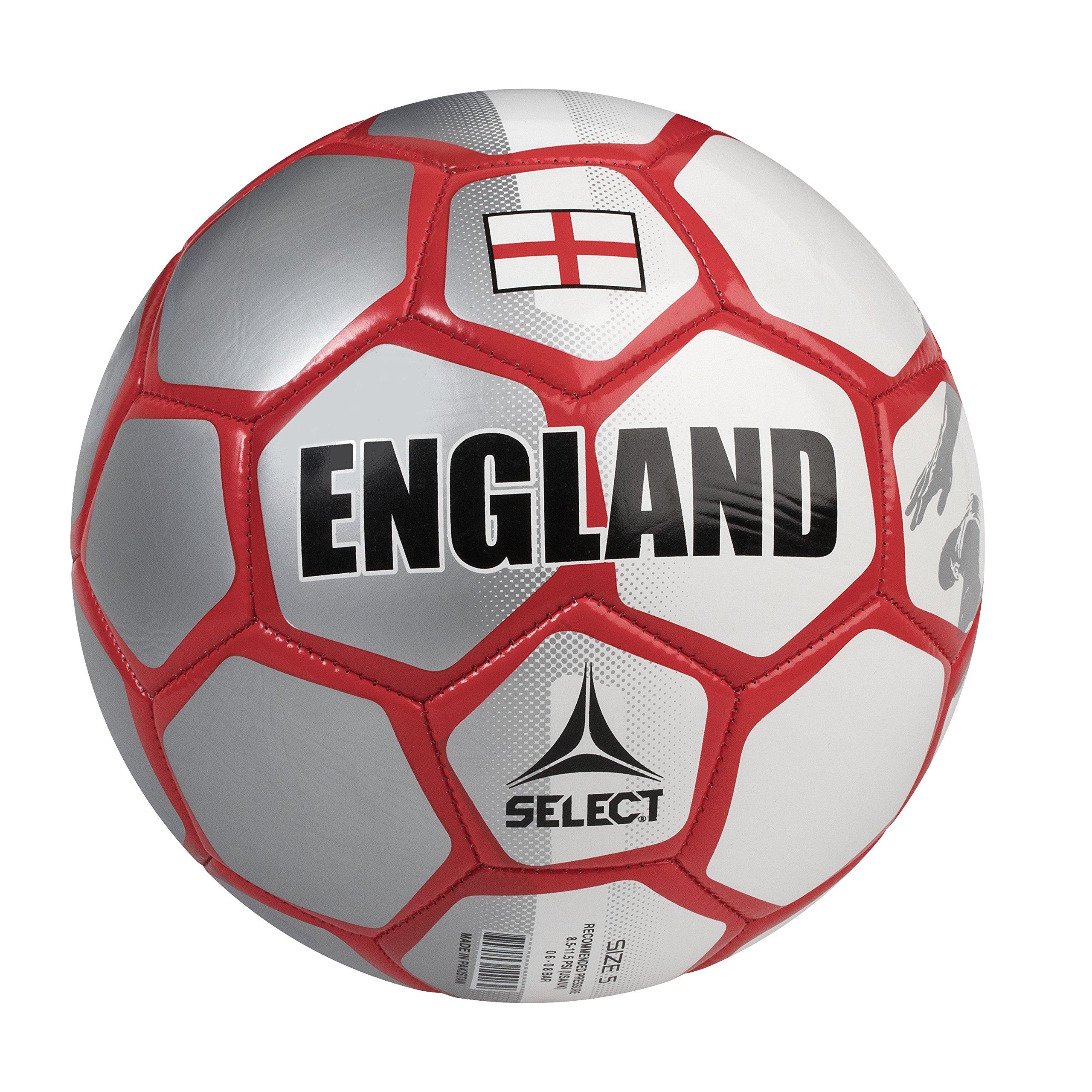 SELECT England World Cup Country Soccer Ball - Skills Ball - 47 cm