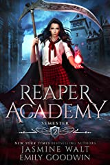 Reaper Academy: Semester Two Kindle Edition