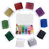 Embroidery Floss with Thread Organizer