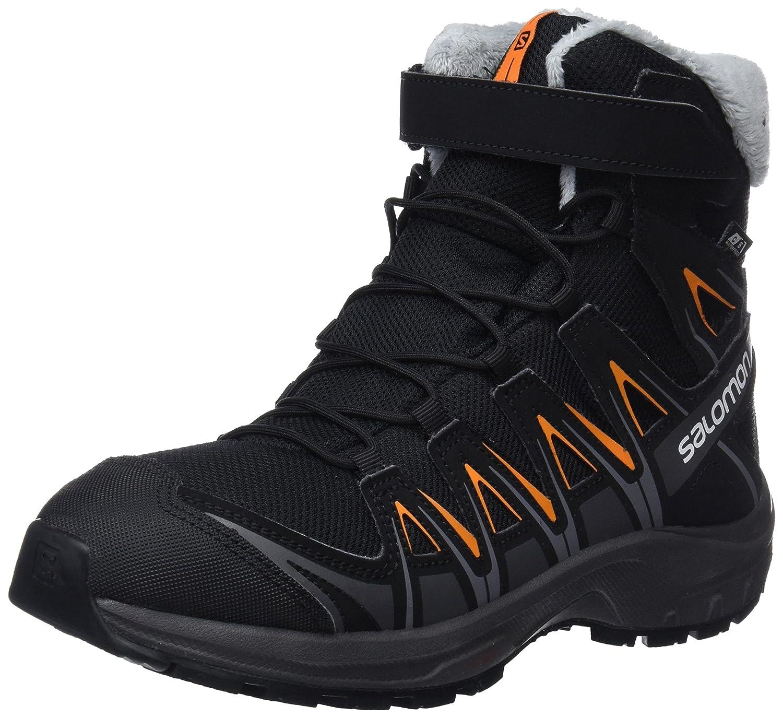 Salomon XA Pro 3D Winter TS CSWP J, Calzado de Senderismo y multifunció n Unisex Niñ os Calzado de Senderismo y multifunción Unisex Niños