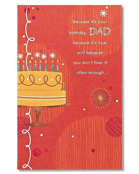 Amazon.com: American Greetings estás Loved tarjeta de ...