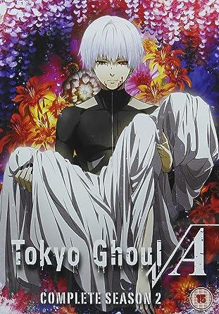 Tokyo Ghoul Root A [DVD]: Amazon co uk: Shuhei Morita: DVD