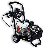 Nettoyeur haute pression à essence/Projecteur de vapeur avec 206Bar–2980PSI/7PS | 5buses incluses
