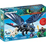 Playmobil Hiccup and Toothless 70037