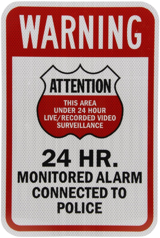 Smartsign 3m High Intensity Grade Reflective Sign Legend