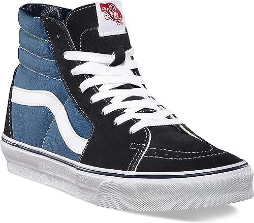 Rabais Chaussures Vans Canvas SK8 Hi Reissue HommeFemme