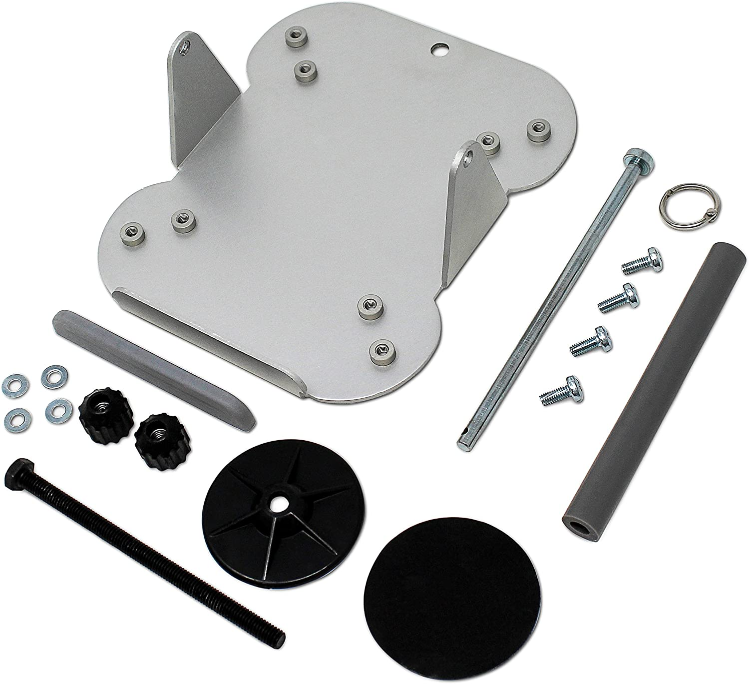 VESA Mounting Adapter Kit for All Apple iMacs with Non-Removable Stands | Late-2011 to Current Models | Patented - by HumanCentric