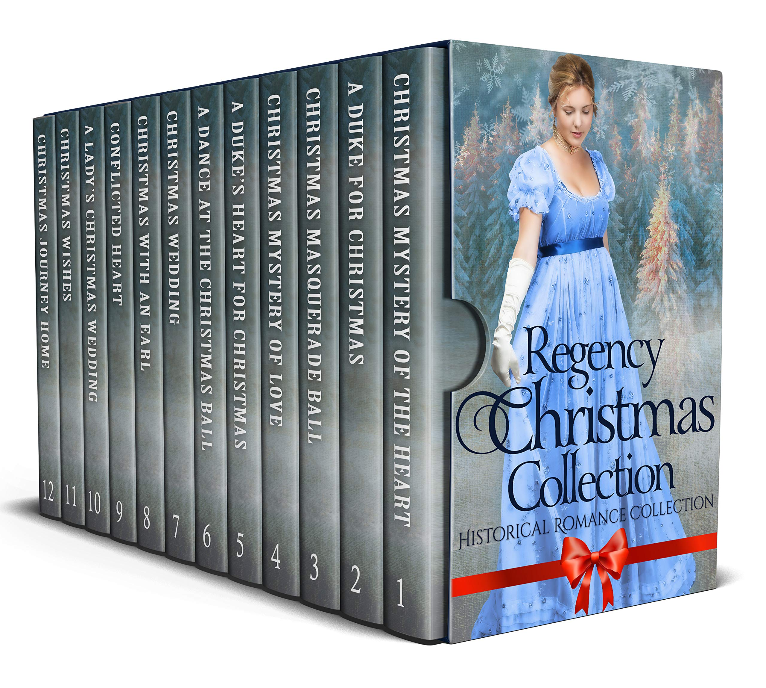 Regency Christmas Collection  Historical Romance Collection  English Edition