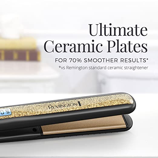 Amazon.com  Remington 1\  Flat Iron with Ultimate Ceramic Plates S6501  Beauty  sc 1 st  Amazon.com & Amazon.com : Remington 1\