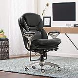 Amazon Com Ergohuman High Back Swivel Chair With Headrest