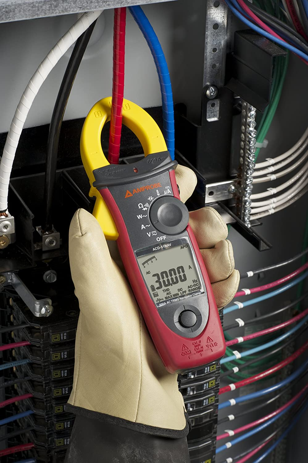 50 Amp Welder Plug Wiring Diagram Everlast Powerpro 205 Tig Acd Power Box Is Very Easy To Install No Need Cut The Wires Or Amprobe 50nav 600a Ac Quality Clamp Meter Amazoncom Industrial Scientific
