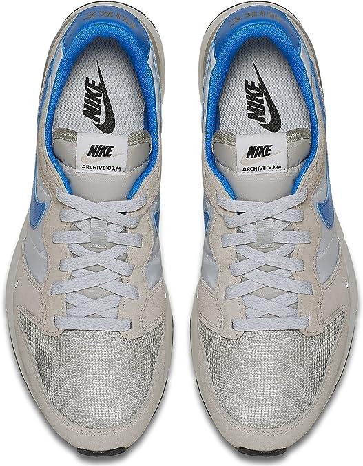 Nike Archivio '83 .M Sneaker Beige 747 245 004, Size:43