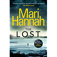 The Lost: A missing child is every parent's worst nightmare (Stone and Oliver Book 1)