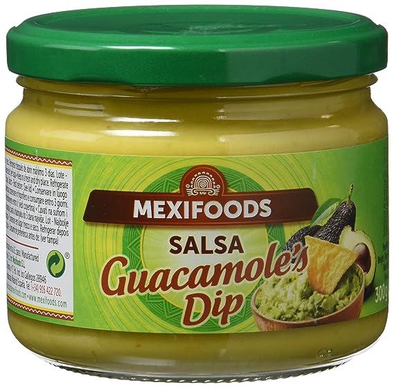 Mexifoods Salsa Guacamoles Dip - 300 gr
