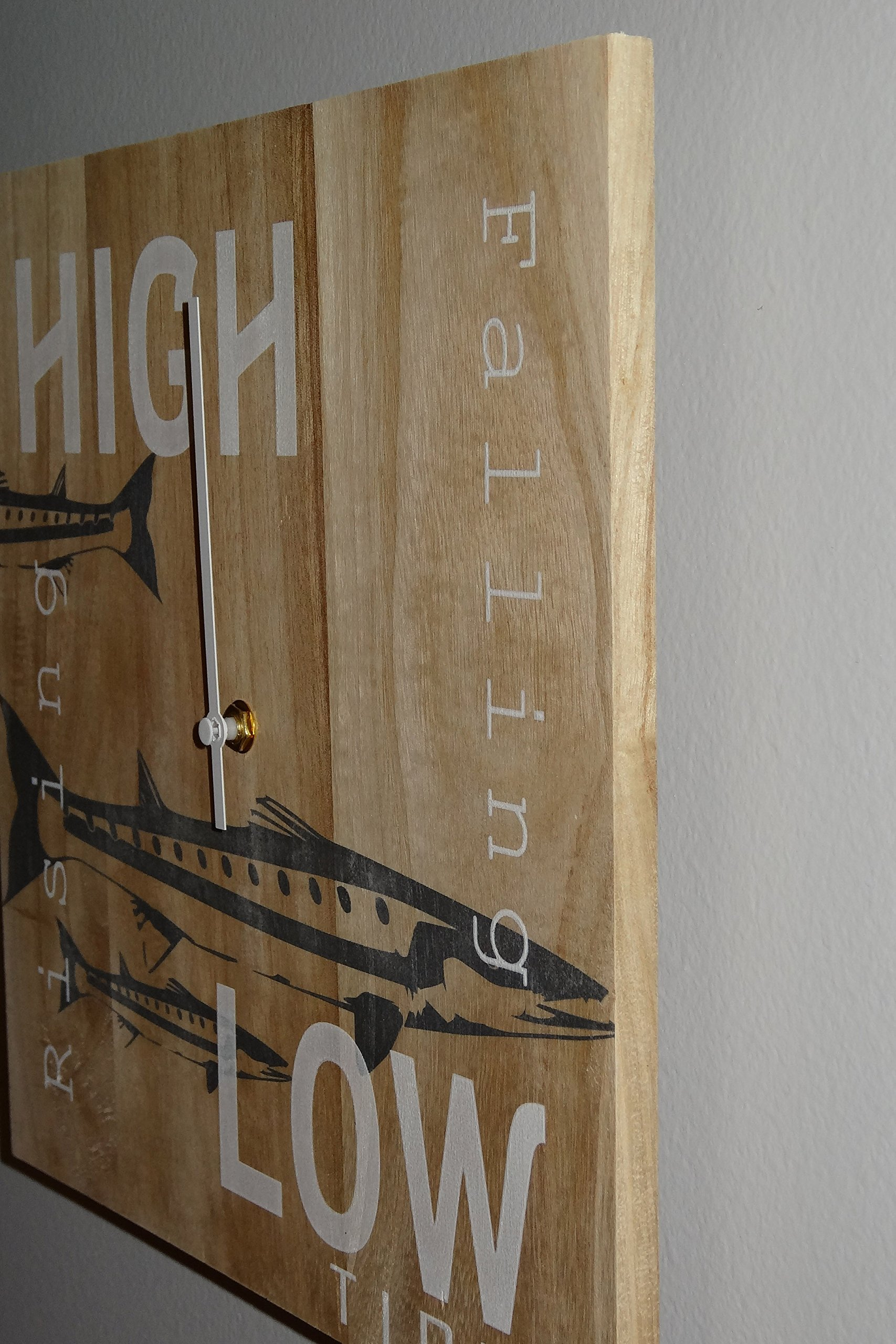 OldBleu Tide Clock Timer - Handmade - Nautical - For the Fisherman by OldBleu (Image #4)