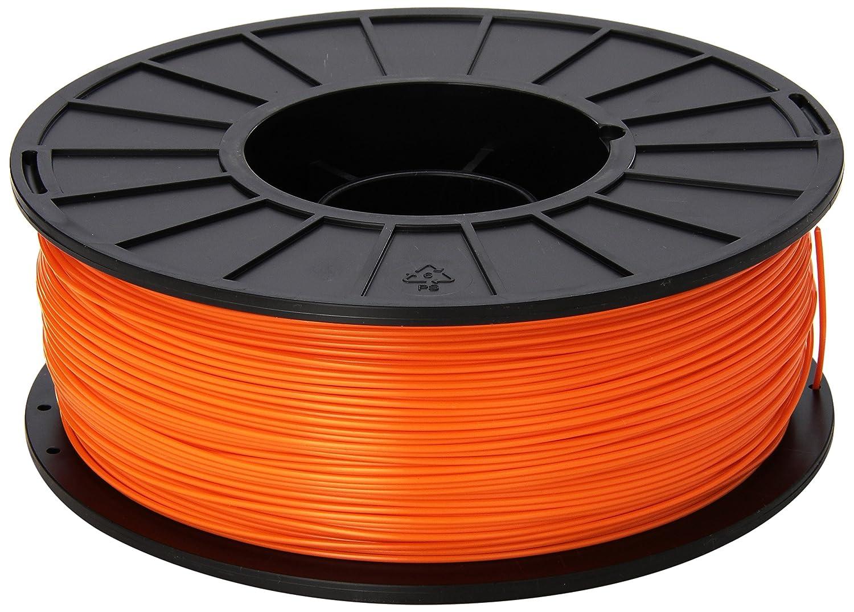 MakerBot MP01978 ABS Naranja 1000g material de impresión 3d ...