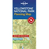 Lonely Planet Yellowstone National Park Planning Map (Planning Maps)