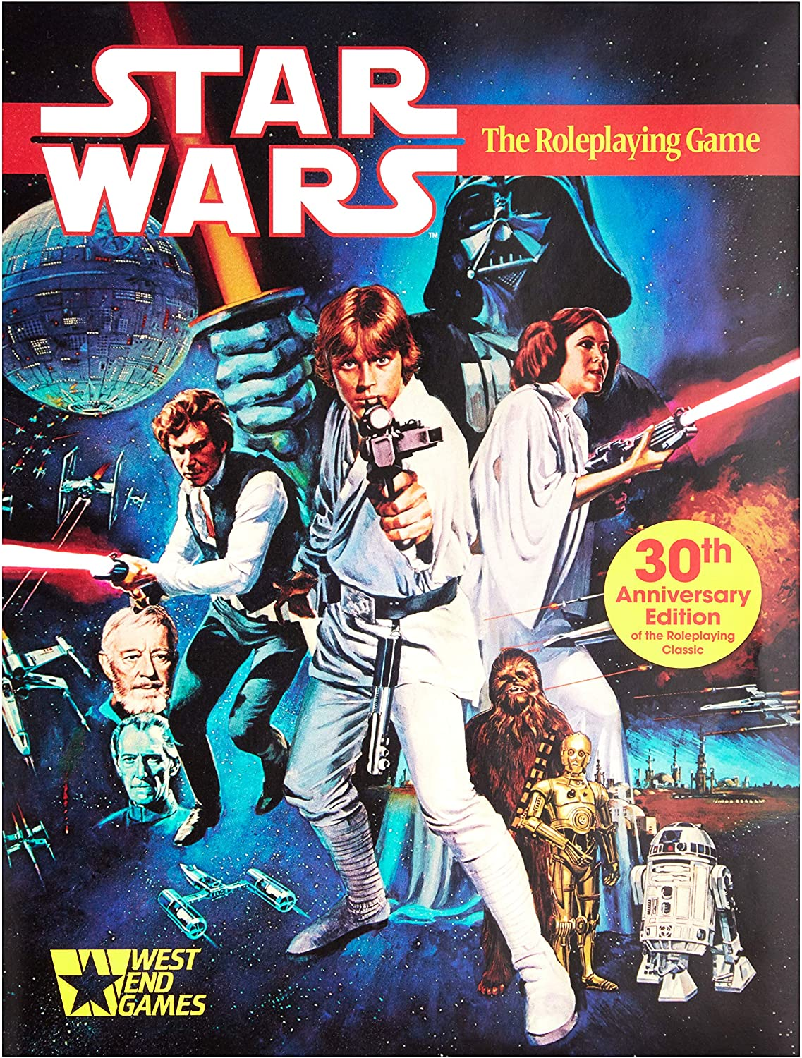 Amazon.com: Star Wars: The Role Playing Game Anniversary: Toys & Games