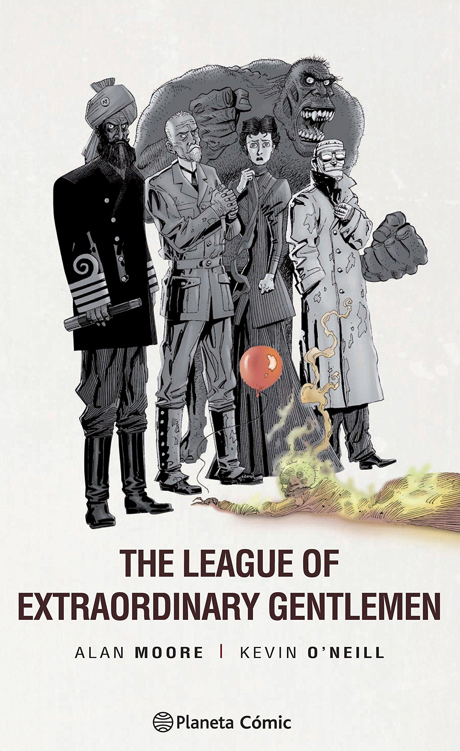 The League of Extraordinary Gentlemen 2