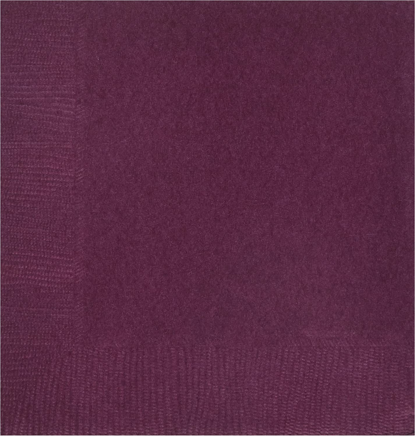 Berry 3-Ply Beverage Napkins   Party Supply   240 ct.