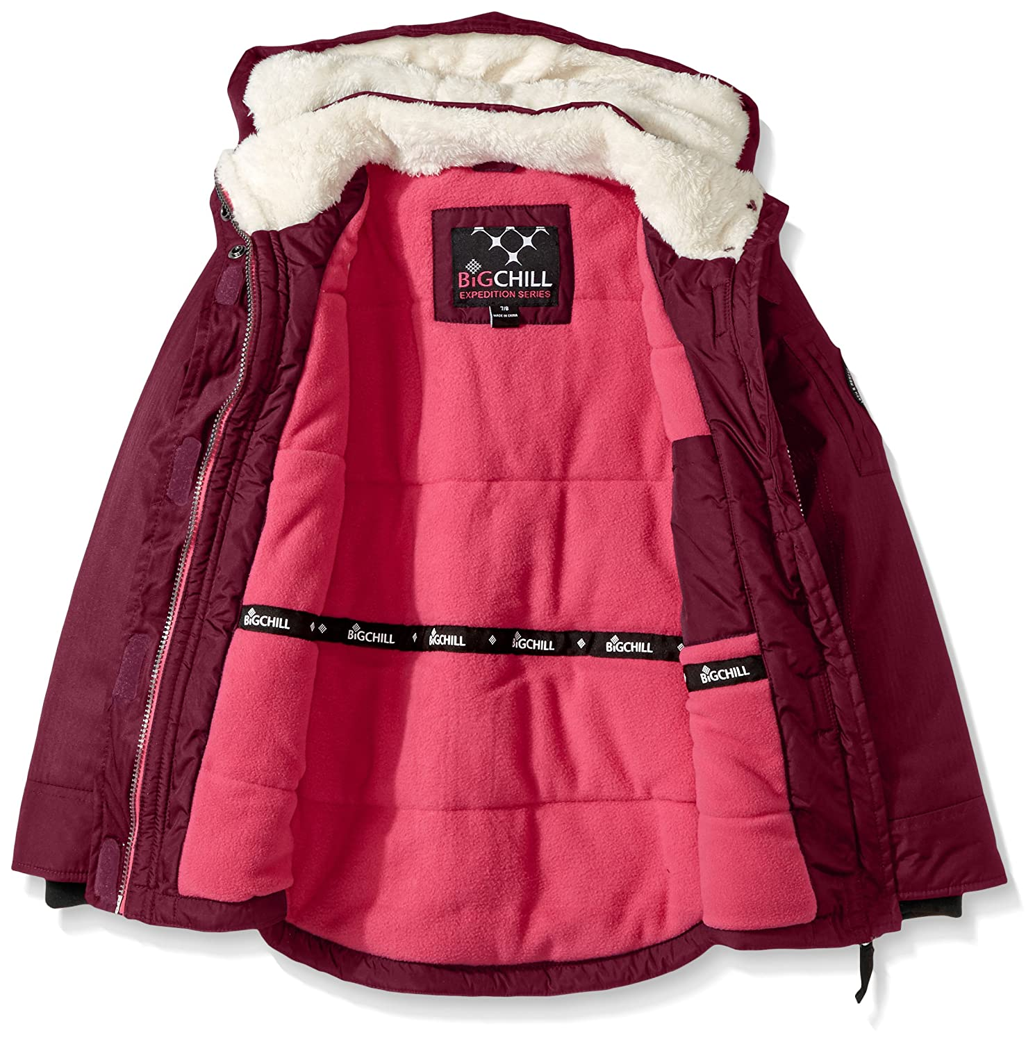 Big Chill Girls Expedition Jacket
